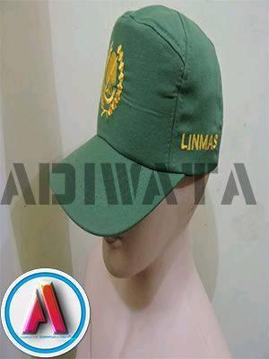 Atribut Kelengkapan Linmas Topi